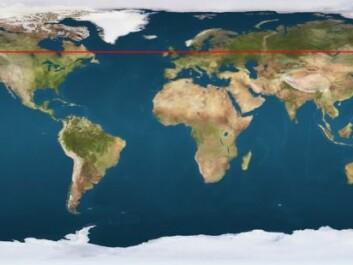 55 degrees North: Was this as far north as Neanderthals ever got? (Photo: planetpixelemporium.com)