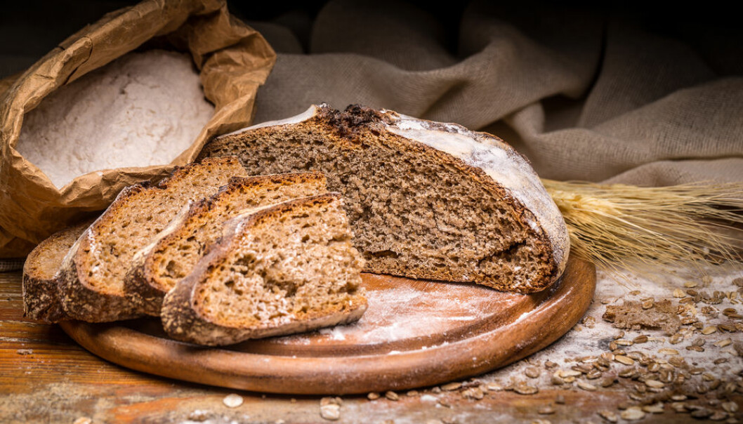 """A new study suggests that whole grains rich in BX-compounds can boost the immune system. (Photo: <a href=http://www.shutterstock.com/pic-323213243/stock-photo-wholegrain-rye-bread-on-cutting-board.html target=""""blank_"""">Shutterstock</a>)"""