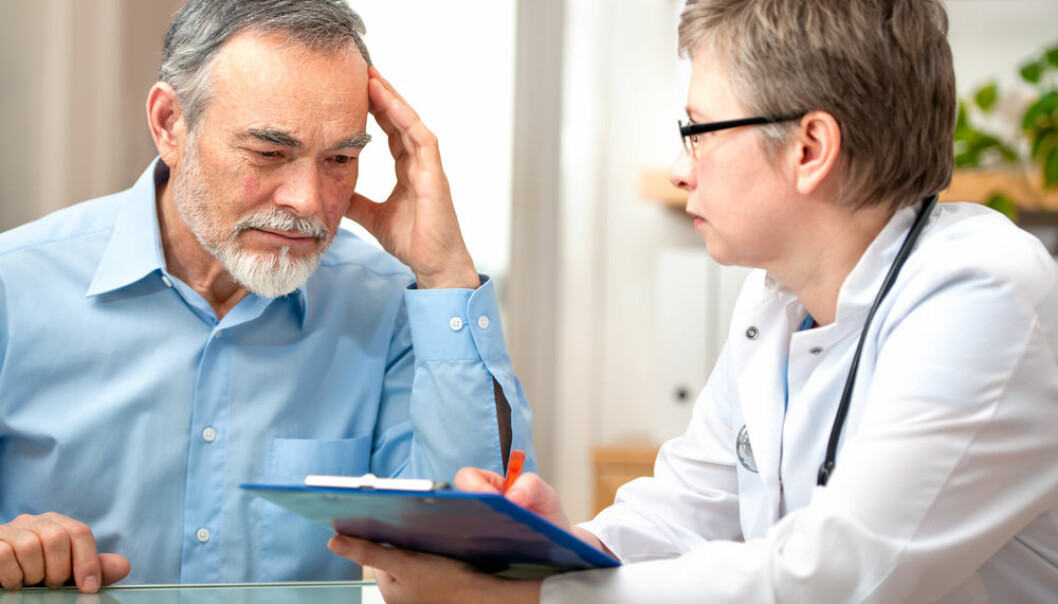"Many patients suffering from chronic disease do not understand their own illness or the information that health professionals give them. (Photo: <a href=http://www.shutterstock.com/pic-131122493/stock-photo-male-patient-tells-the-doctor-about-his-health-complaints.html target=""blank"">Shutterstock</a>)"