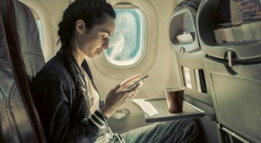 Ozone may be the cause of health problems among airline crew