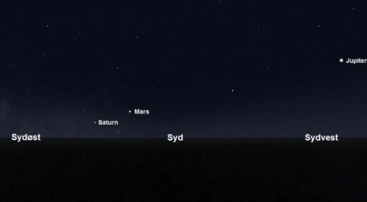 Get your telescopes ready: Three planets visible in March