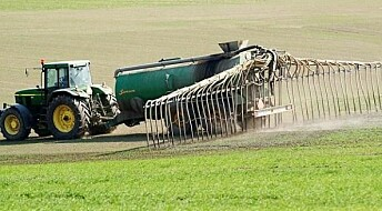 Manure can spread antibiotic resistance