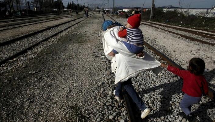 Risks among refugees include schizophrenia