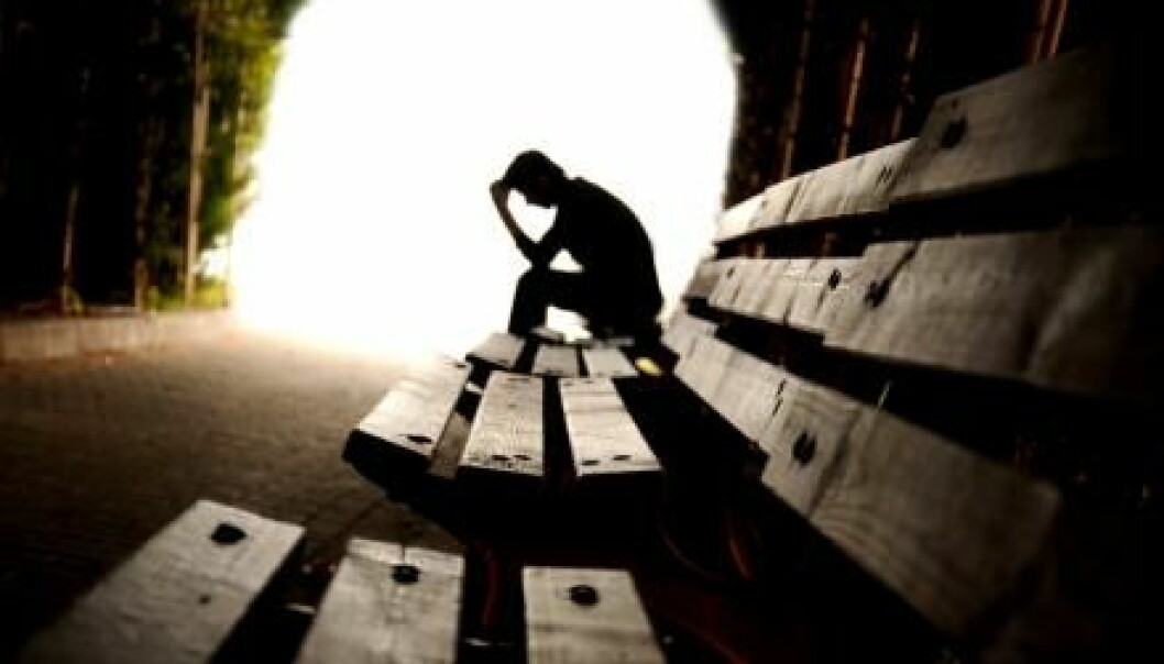 """We must improve our methods to help extremists leave their radical environment and reintegrate into mainstream society, say researchers. (Photo: <a href=http://www.shutterstock.com/da/pic-113875279/stock-photo-depression-teen-depression-pain-suffering-tunnel.html target=""""_blank"""">Shutterstock</a>)"""