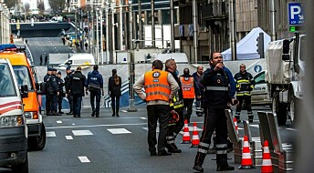 Swedish police and emergency personnel feel poorly prepared for terrorist attacks