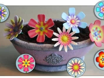 "In the <a href=http://petalzgame.com/ target=""_blank"">Petalz game</a>, players can grow an unlimited variety of flowers and print them in 3D. (Illustration: ©IEEE)"