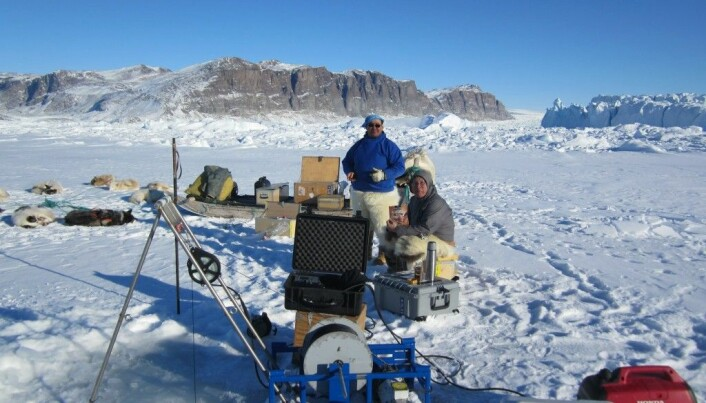 Greenland lags Alaska and Canada in involving locals in climate science