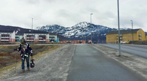 Researchers help give Greenland's homeless a voice