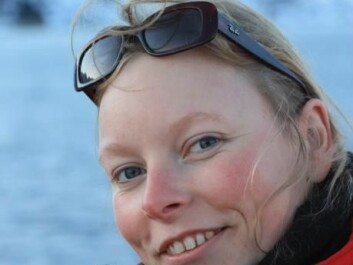 """There'll be more Greenlandic researchers in the future"" Rebekka Knudsen, project leader of ""Greenland Perspectives"", the University of Copenhagen, Denmark."