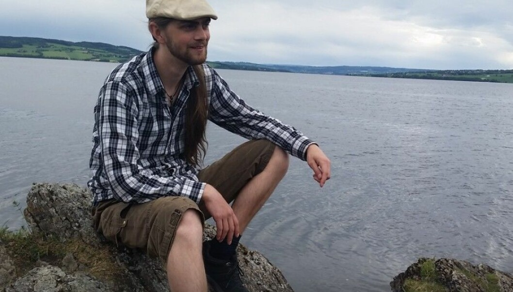 Nikolai Kaas (24) has ADHD. As a youth representative for the association ADHD Norway he receives many requests from young people with ADHD who don't know what rights they have or how to get help in high school. (Photo: Private)