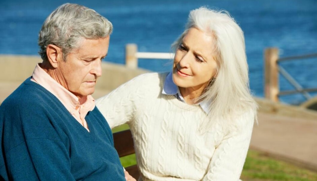 Alzheimer's is an unpleasant disease, both for those inflicted by it and for their loved ones. But a new method gives hope for better diagnostic tools and treatments in the future. (Photo: Shutterstock)