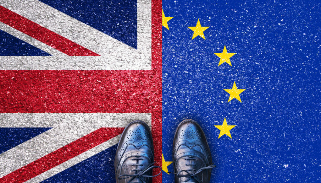 The fall out from Brexit is already being felt by early career scientists across the Nordics, the UK, and the rest of Europe. (Photo: Shutterstock)