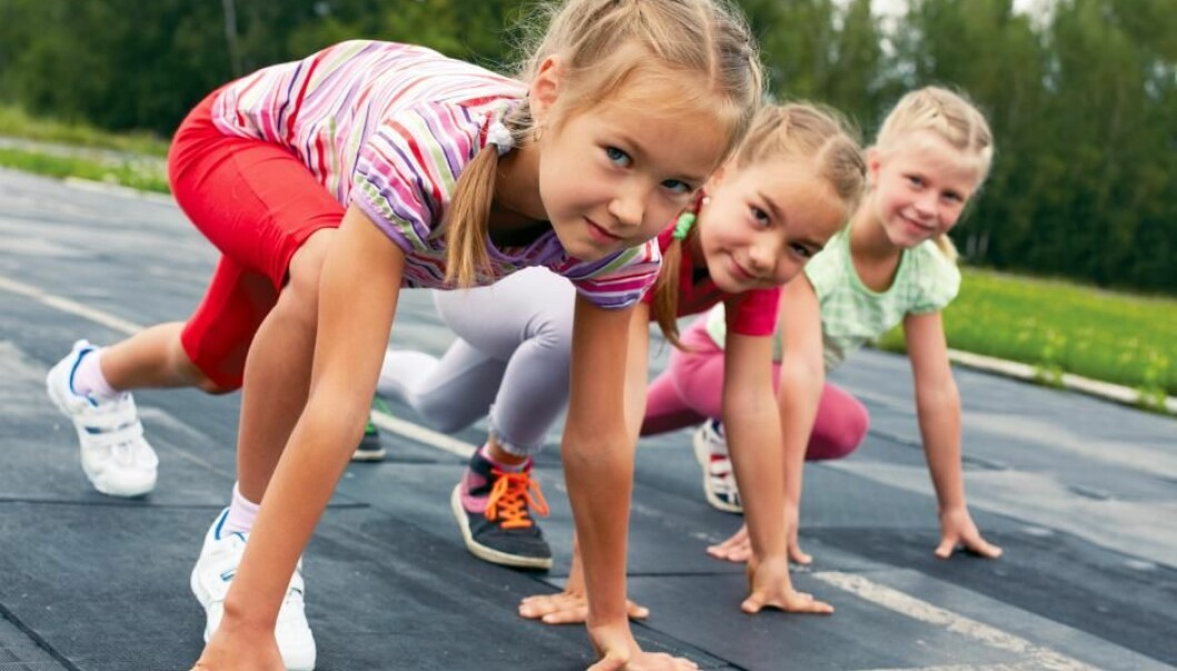 Children's memory improves when they exercise after learning. (Photo: Shutterstock)