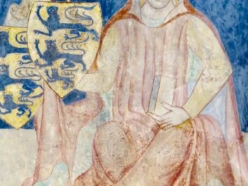 Knud VI (1163 to 1202) expanded Vordingborg continuously throughout his often overlooked reign (Photo: taken of the frieze in Ringsted Church, Denmark).