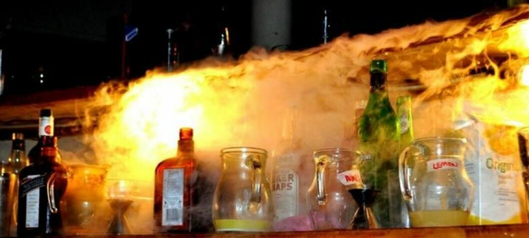 Science should be a part of our nightlife