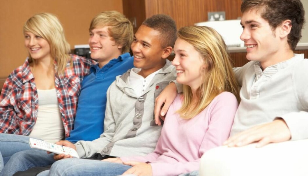 Teenagers' media habits do not affect their sex life according to new research. (Photo: Shutterstock)