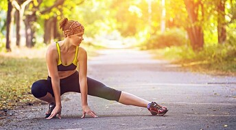 Exercise in the morning and sleep better at night