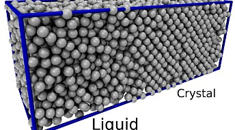 New theory explains how metals melt and freeze