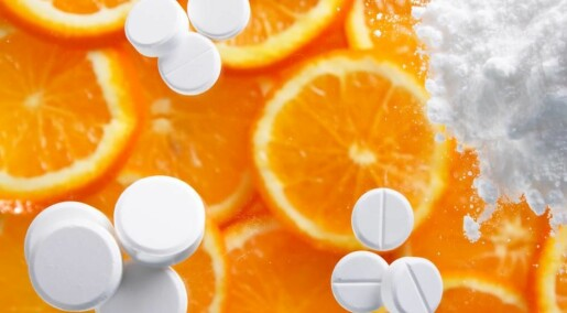 Vitamin C supplements increase effectiveness of cancer treatment