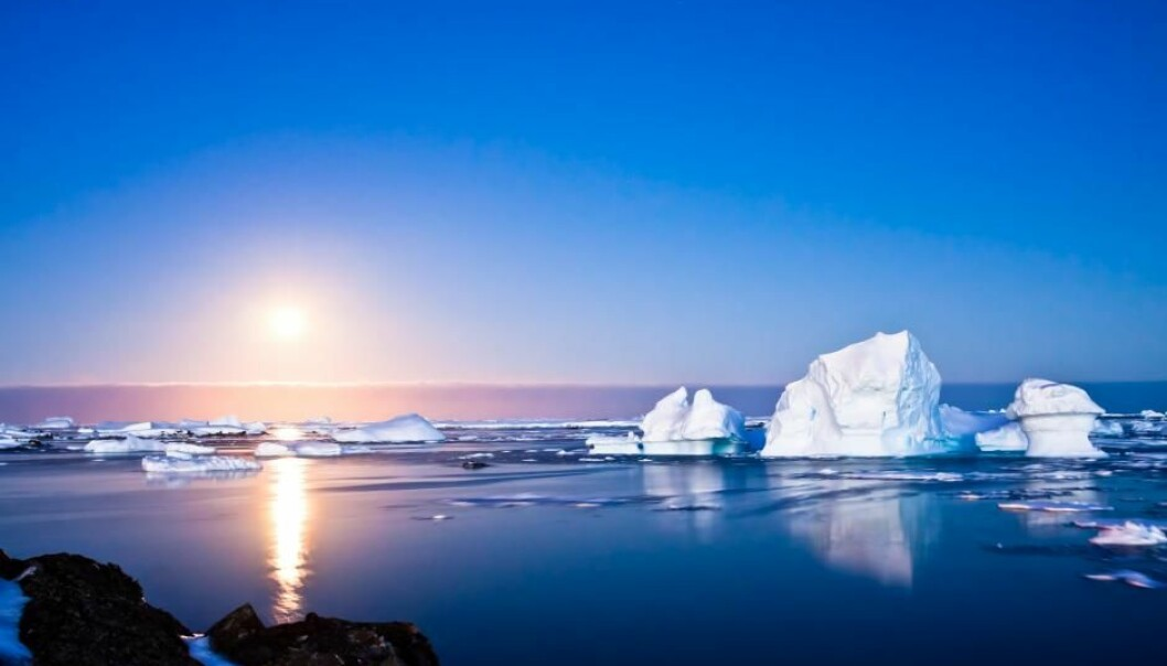 Melt water from the Greenland ice sheet has caused sea levels to rise by 4.6 metres during the past 23,000 years. But it contains enough water to cause another 7.5 metres of rise. (Photo: Shutterstock)