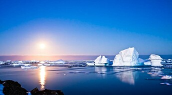 Greenland Ice Sheet has already caused nearly five metres sea-level rise