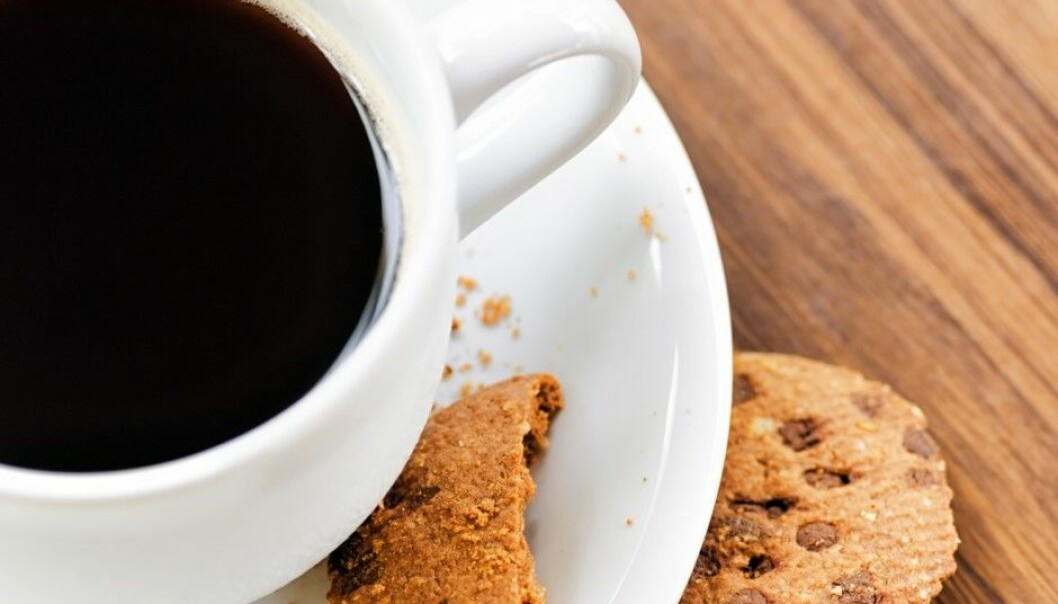 Does the smell of coffee make passers-by on the pavement drop in for a cup of java? Yes, it had an effect. But use the smell of chocolate chip cookies fresh out of the oven and you get even more of an impact, according to Swedish researchers.  (Photo: Efired, Shutterstock, NTB scanpix)