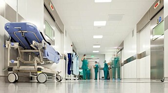 2.5 million Europeans die from hospital infections every year