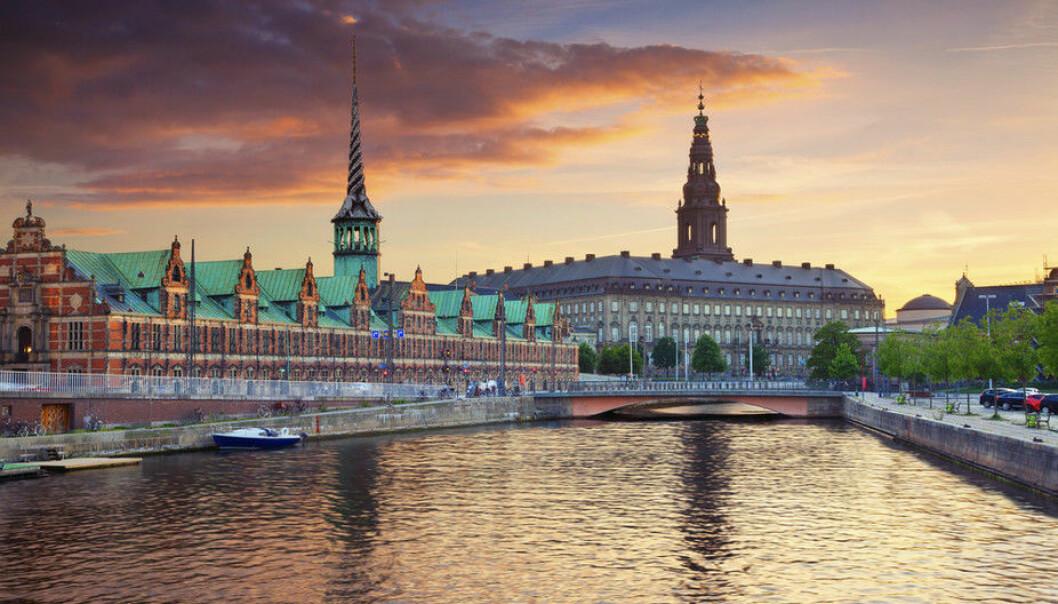 Cosy Copenhagen (Photo: Shutterstock)