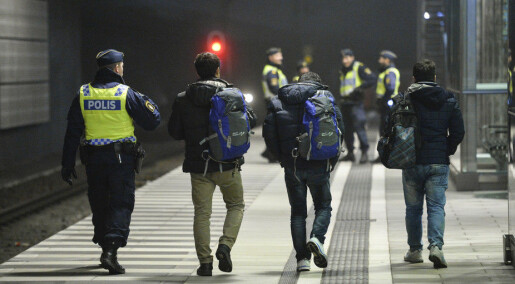 Taking on the challenge of getting refugees into the job market in Sweden