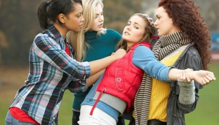 Girls use violence to gain respect