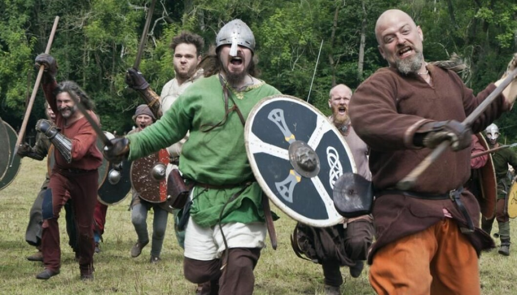 After the Danish defeat at Dybbøl in 1864, Danes needed to remember the former glory days of the Vikings. The Viking Age represents a time when the Danes were notorious warriors. (Photo: Shutterstock)
