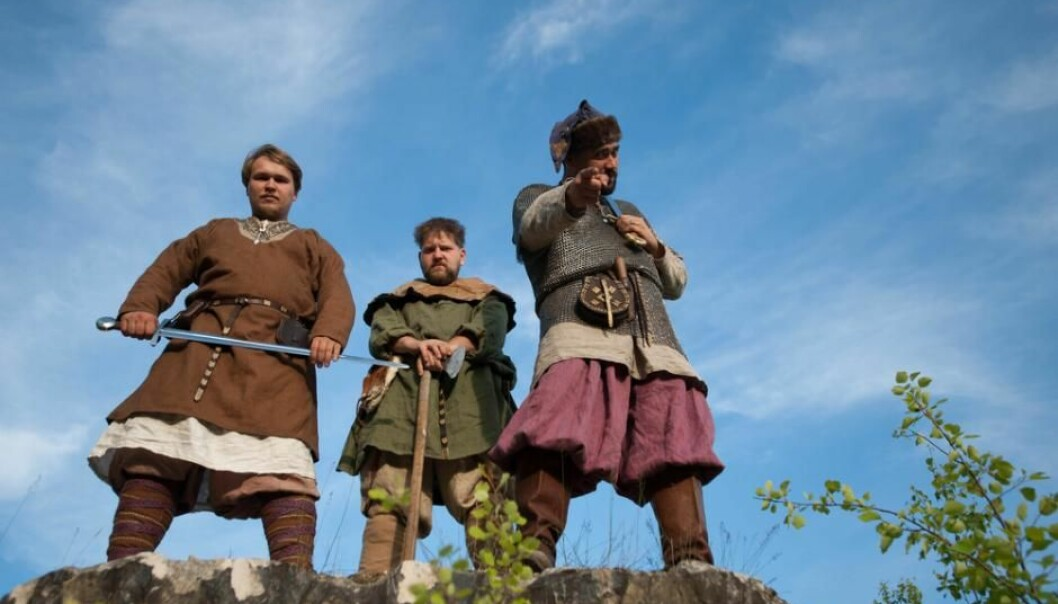 Should the Viking era be called the Steel Age? It would make far more sense, says one archaeologist. (Photo: Shutterstock.com)