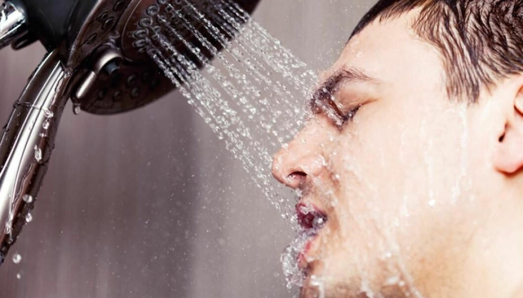 Your shower-head is a rich microcosm of bacteria--but are they harmless? Now you can find out and help scientists map these species in shower-heads across Europe and North America. (Photo: Shutterstock)