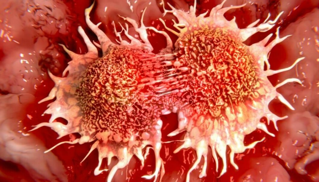 Scientists have discovered how sugars on the surface of cancer cells can be manipulated to slow the spread of cancer. (Photo: Shutterstock)
