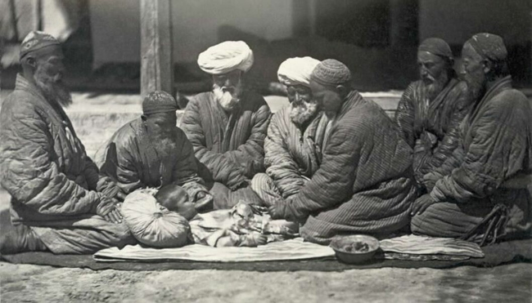 Circumcision of young boys, where the foreskin is removed with a knife, is a practice that dates back thousands of years.
