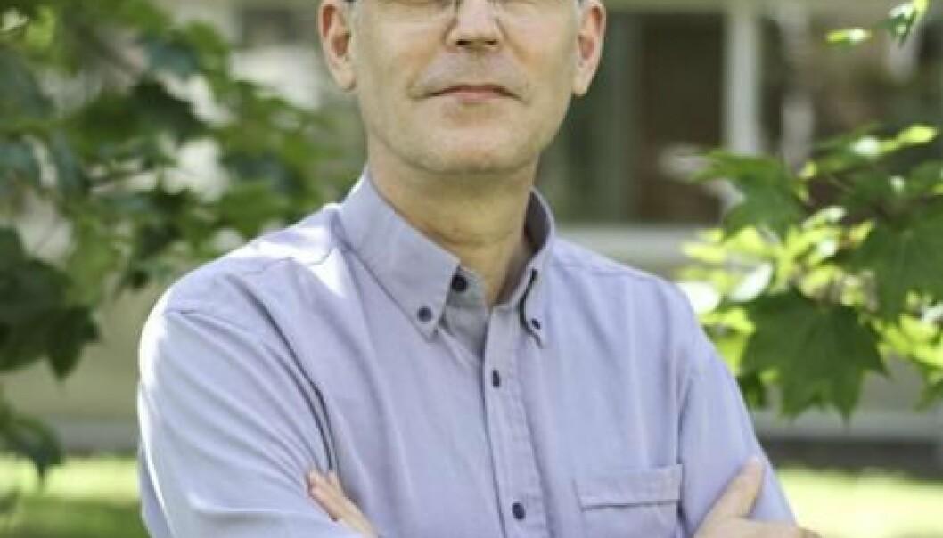 Matthew Collins who has relocated from the University of York, UK, to the University of Copenhagen, Denmark.