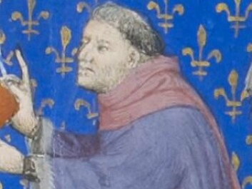 Pierre Salmon, an adviser to Charles VI in 15th century France. (Photo: Wikimedia)