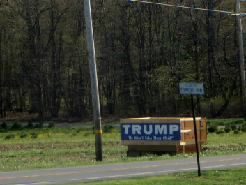 In Pennsylvania, Trump, supported by rural voters, defeated Clinton. (Photo: Eden, Janine, Jim/Fickr, CC BY-SA)