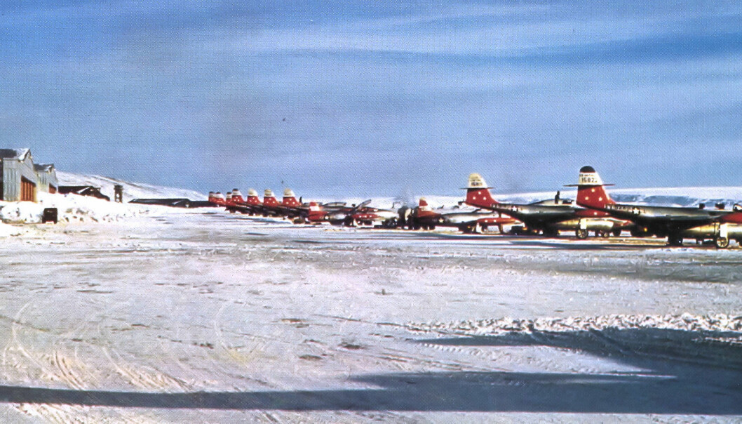 A new basic research project reveals the full extent to which the US government and military tried to gain territorial control of Greenland after the Second World War. Their research shows that Denmark often wielded more influence than is commonly thought. (Photo: United States Air Force / USGOV-PD / Wikipedia)