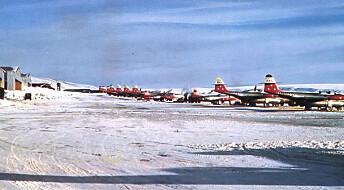 Denmark's Cold War struggle for scientific control of Greenland