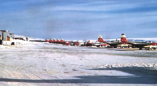 Denmark's Cold War struggle for scientific control of Greenland