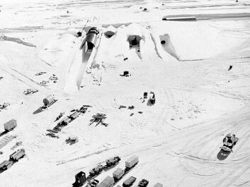 "Construction on Camp Century began in 1959 without permission from Denmark. (Photo:  US Army / <a href=""https://commons.wikimedia.org/wiki/File:PM2Anuclearpowerplant.jpg"" target=""_blank"">Wikipedia</a>)"