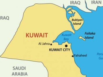 Archaeologists have discovered the remains of what is probably a 3,500 year-old jewellery workshop on the small island of Failaka off the coast of Kuwait. (Photo: Shutterstock)