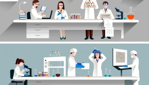 Basic research crisis? Many results cannot be replicated