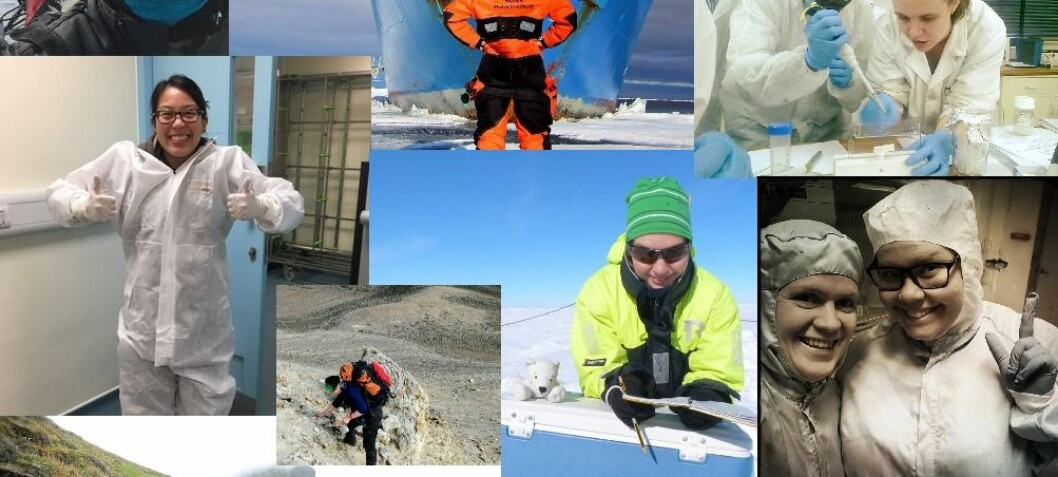 Meet an #ActualLivingScientist from the Nordics