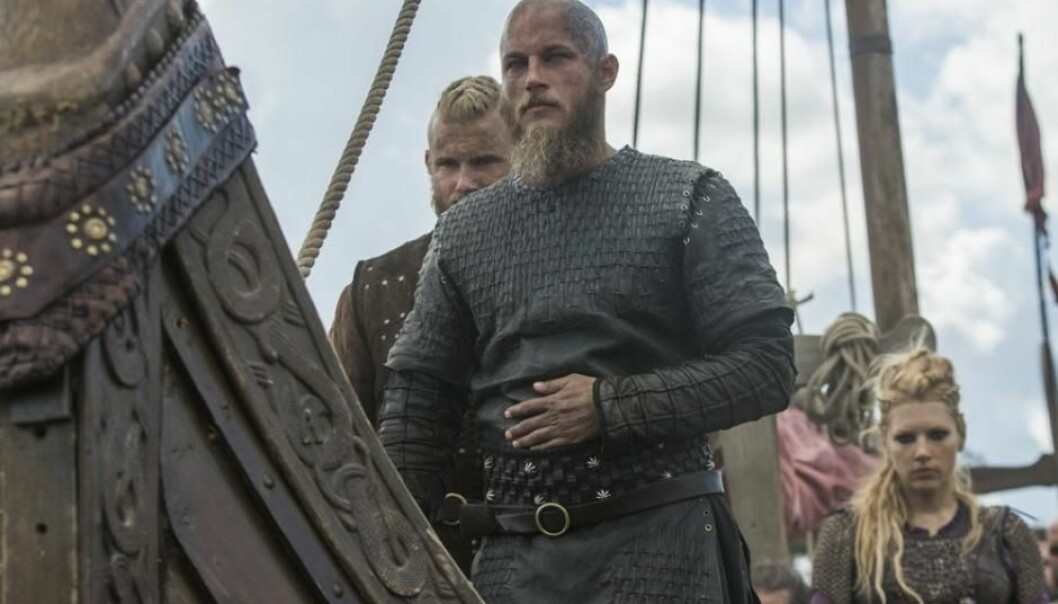 The TV series Vikings depicts a dramatization of the Viking conquest of England. In reality, Danish Vikings also settled in England. (Photo: HBO)