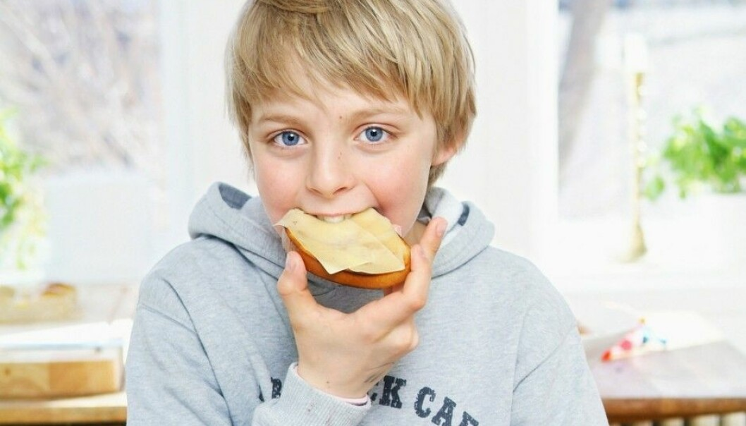 Childhood obesity has been on the rise for decades in Sweden. But now it's on the decrease, a new study shows. (Photo: Gustav Lorentzon, Maskot / NTB scanpix)