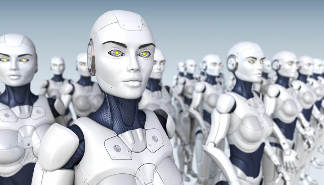 A common misconception about AI is that machines will have sentience, desires, even consciousness. They have none of these. So what should we be worried about? (Photo: Shutterstock)