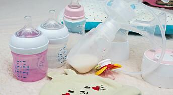 How breast milk could help prevent the antibiotic apocalypse