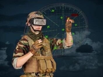 Virtual reality is used to prepare soldiers for war. (Photo: Shutterstock)